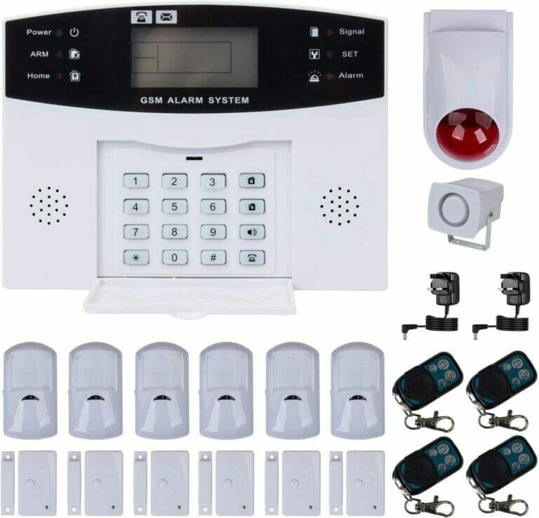 Discoball GSM Home Alarm System