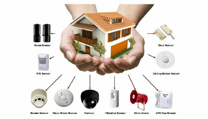 GSM Home Alarm Systems- Advantage & Disadvantages