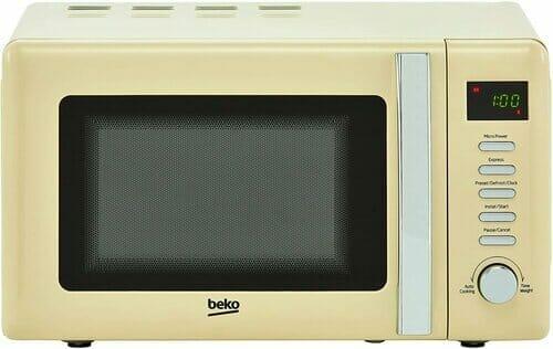 Beko MOC20200C Solo Retro Microwave