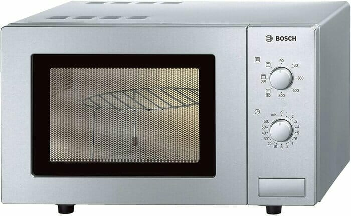 Bosch HMT72G450B Serie 4 Freestanding Microwave with Grill