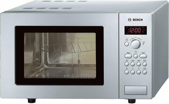 Bosch Series 2 HMT75G451B Microwave with Grill