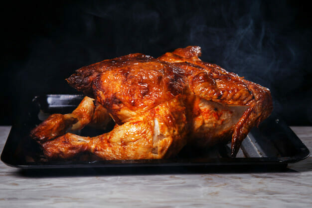 Can We Roast Chicken in Microwave Oven?