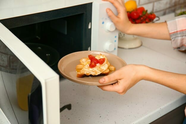 Can You Warm Plates in a Microwave Oven?
