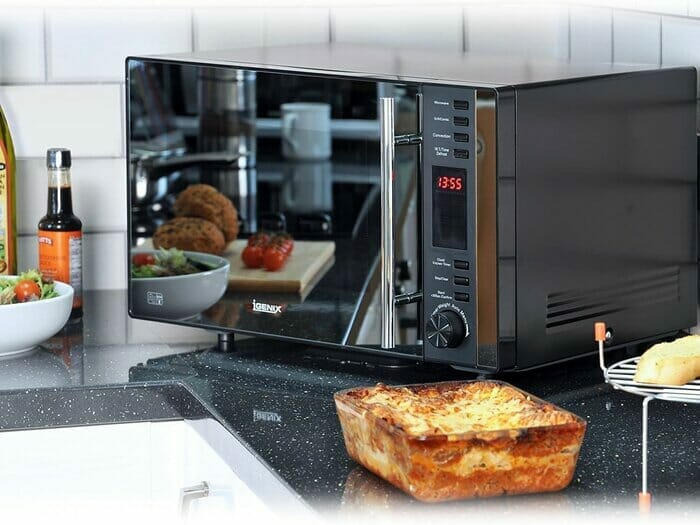 How to Use a Combination Microwave and Grill?