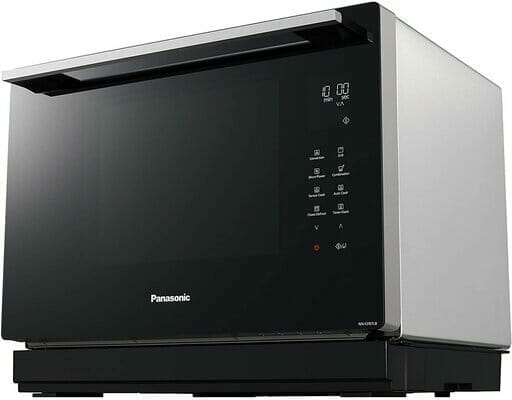 Panasonic NN-CF87LBBPQ 3-in-1 Flatbed Combination Microwave Oven