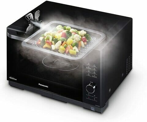 Panasonic NN-DS596BBPQ 4-in-1 Steam Flatbed Combination Oven