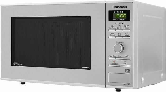 Panasonic NN-GD37HSBPQ Grill Microwave Oven