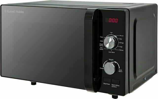 Russell Hobbs RHFM2001B 19 Litre Flatbed Microwave