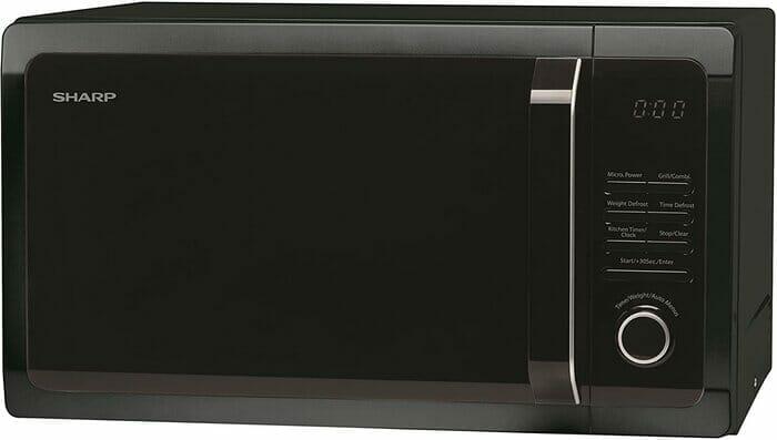 Sharp R764KM Grill Microwave