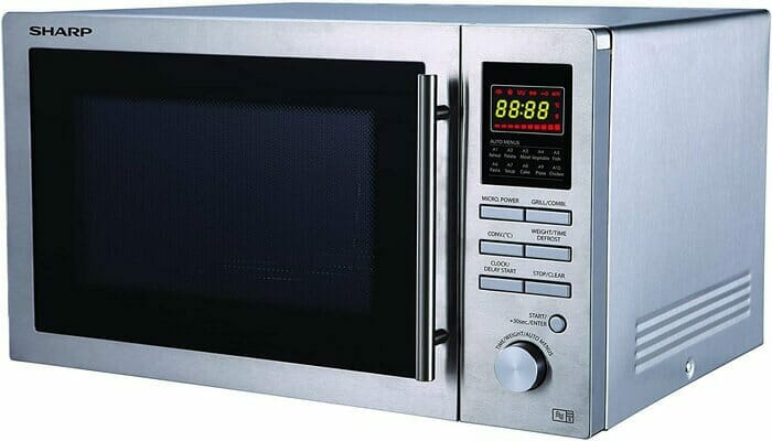 Sharp R82STMA Combination Microwave Review