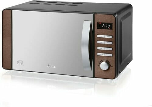 Swan SM22090COPN Digital Solo Microwave