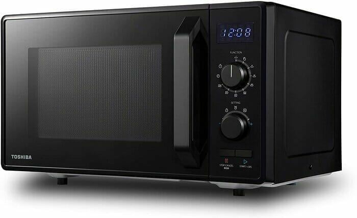 Toshiba MW2-AG23PF(BK) Microwave Oven Review