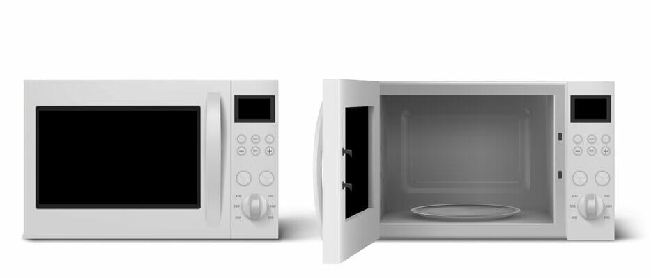 What happens if you microwave nothing