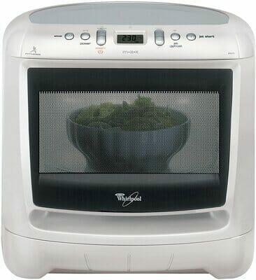 Whirlpool Max 25 13 litre 750 watt Solo Corner Microwave Oven